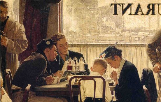 Saying_Grace_by_Norman_Rockwell_1951_Cropped2